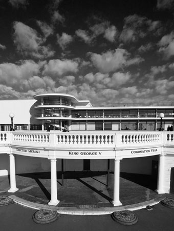 "Photograph of the De La Warr, Bexhill by Hastings Photographer Jon ""Huldrick' Wilhelm."